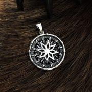 Алатырь, славянский оберег, оберег в серебре, значение оберега, Логово волка