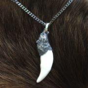 кулык волка-серебро