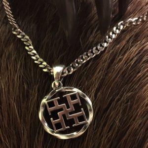 Духовная Сила-серебро,оберег,купить,символ,амулет,подвеска,кулогн