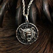 Велес-серебро,подвес,кулон,купить,значение