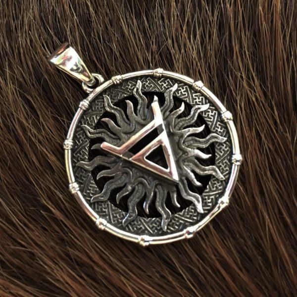 символ велеса-печать