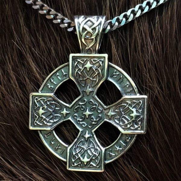Кельтский крест оберег купить