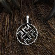 Родовик — Боговник, значение, славянский оберег, Логово волка