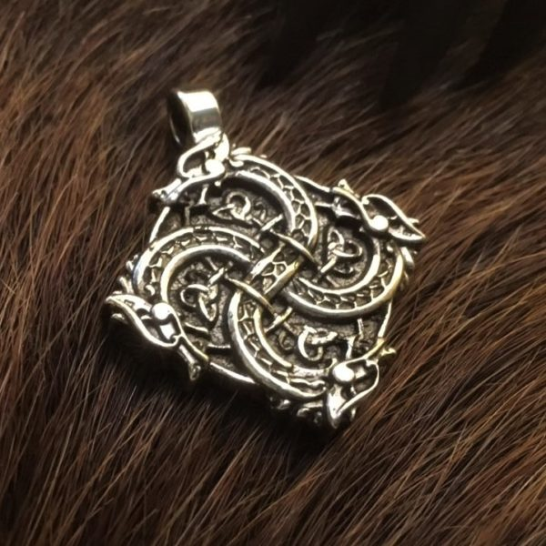 змеевик серебро