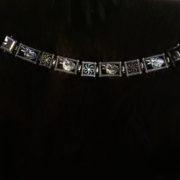 мужской браслет -славянские обереги