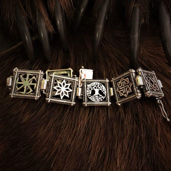 славянские обереги-обереги славян-купить браслет-отзывы-обереги славянские - браслет с оберегами-символы славянские-купить славянские обереги-славянские обереги из серебра
