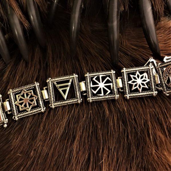 обереги славян-браслет-браслеты для славян-мужской браслет для славян-славянские браслеты купить-браслеты из серебра-женский браслет славянский