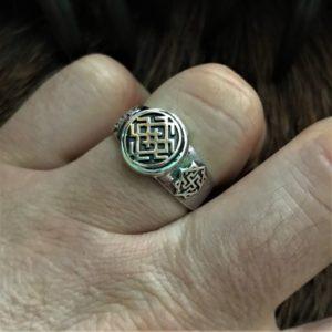 белобог валькирия кольцо-серебряное кольцо белобог валькирия-купить белобог-амулет белобог