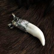 Клык Волка-магазин Логово Волка-только настоящие клыки Волка