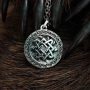 Звезда Лады-оберег, серебро, Логово волка магазин