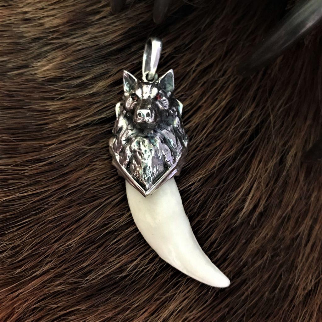 картинки волчьих клыкова