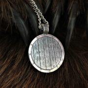 Щит-серебро, подвеска,амулет,талисман