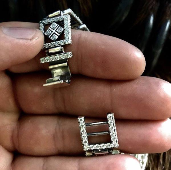 Браслет женский-серебро-отзывы-купить браслет-славянские браслеты-браслет с оберегом-женские славянские браслеты-логово волка