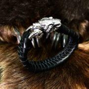 Славянские браслеты. Браслет из натуральной кожи или паракорда. Ручное плетение. Отзывы.