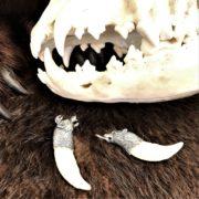 Волчий амулет клык. Логово волка. Отзывы.